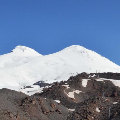 2017 August Elbrus